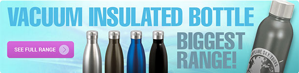 Vacuum Insulated Bottles