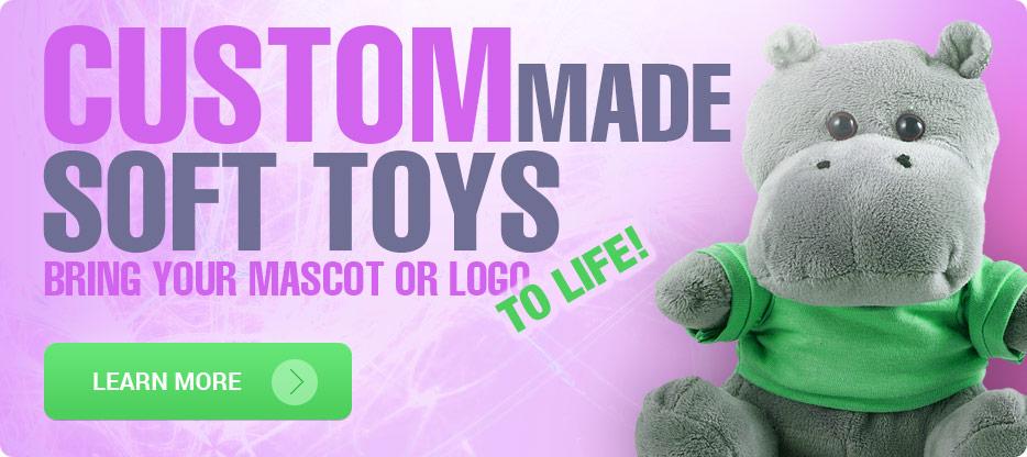 Custom Soft Toys