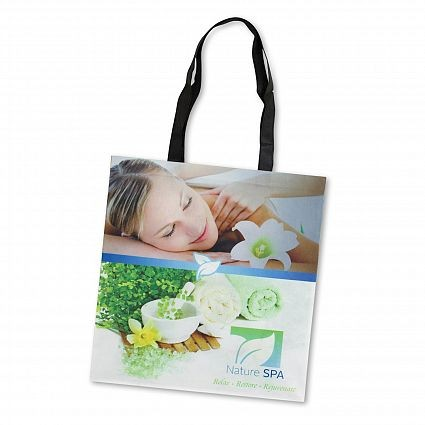 Full Colour Printed Tote Bags Get Noticed