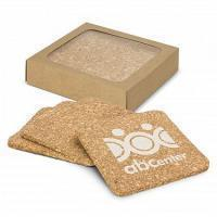 How Promotional Coasters Get Your Brand Noticed