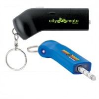 Auto Tyre Gauge with LED