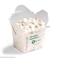 Noodle Box Of Promotional Mints