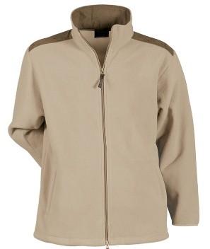 Mens Beige/Black Windguard Jacket