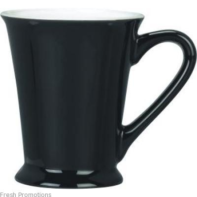 Flared Pedestal Mugs