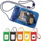 Printed Waterproof Phone Bag