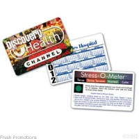 Promotional Stress Measure Cards