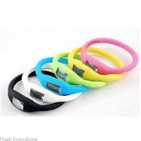 Silicone Wrist Band Watches