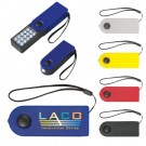 Folding LED Torch with Strap