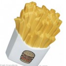 French Fries Stress Balls