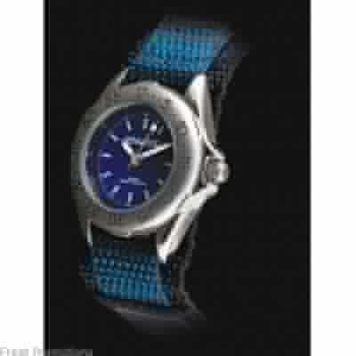 Velcro Nylon Watch