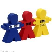 Team Puzzle Work Set Stress Toys