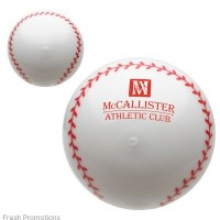 Baseball Bouncy Balls