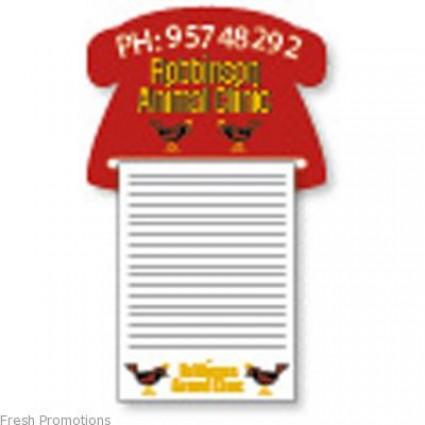 Promotional Telephone Shopping List Magnets Custom
