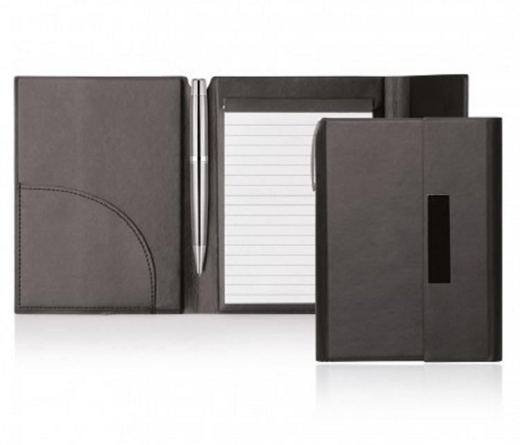 a6 elegance notepad folder