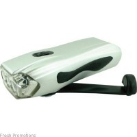 Wind Up LED Torch