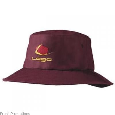Poly Cotton Bucket Hats