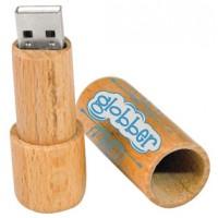 Wooden Tube USBs