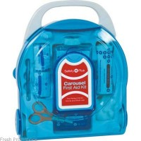 Portable Household First Aid Kit