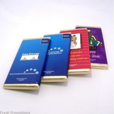 Promotional Chocolate Bars