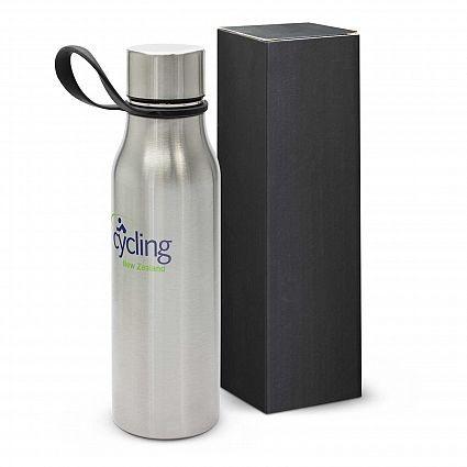 Jericho Vacuum Bottle Silver