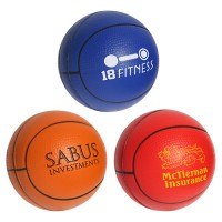 Slow Release Stress Toy Basketball