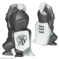 Knight Mascot Stress Toys