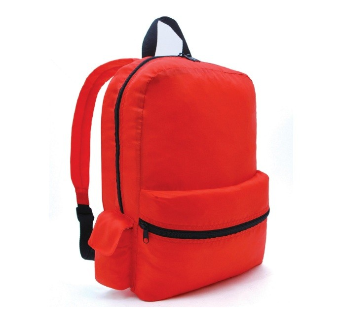 Red Storm Backpack