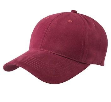 PREMIUM SOFT COTTON CAP Red