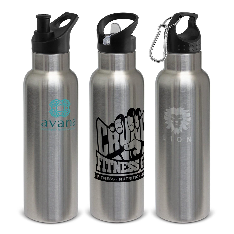 Nomad Vacuum Bottle-Stainless
