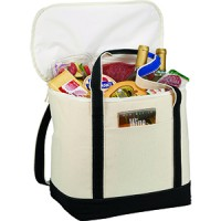 30 Can Cotton Cooler Bag