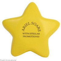 Gel Star Stress Toys