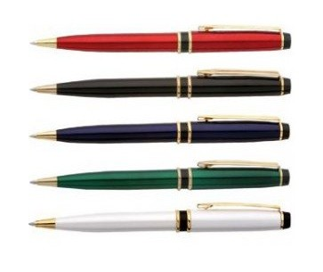 Double Ring Contrast Pen
