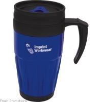 Twist Lid Travel Mug