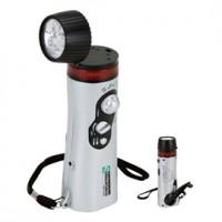 Survival Radio and Flashlight