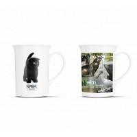 Flare Cylinder Mug