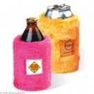 Fluffy Stubby Coolers