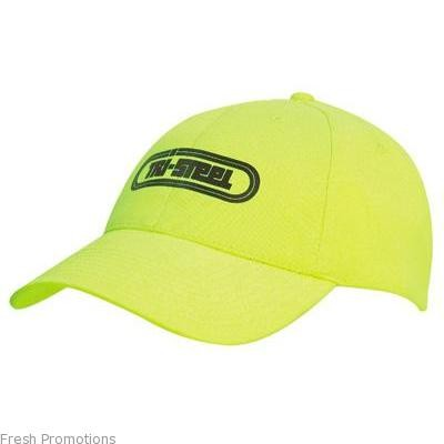 Hi Visibility Baseball Caps