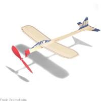 Rubber Powered Balsa Planes