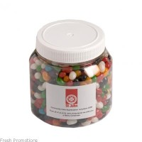 1kg Jar Of Jelly Beans
