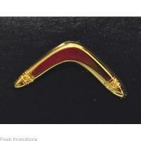 Boomerang Pin