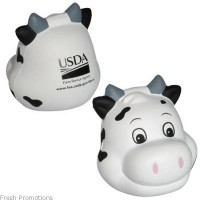 Cow Face Stress Balls