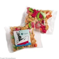 50gm Custom Label Rice Crisps