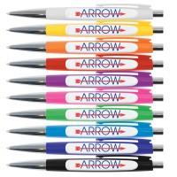 Flat Panel Ballpoint Pen
