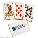 Custom Chocolate Playing Cards