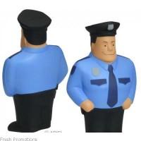 Policeman Stress Toys