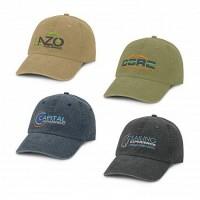 Stone Washed Premium Caps