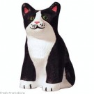 Black And White Cat Stress Toys