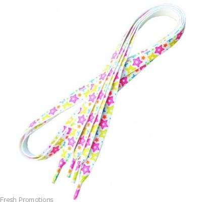 Full Colour Printed Shoelaces