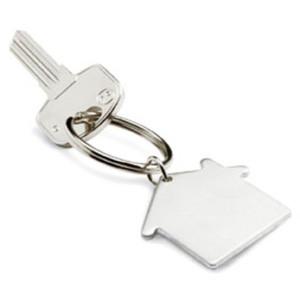 House Shape Key Tag