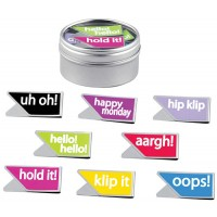 Message Paper Clips